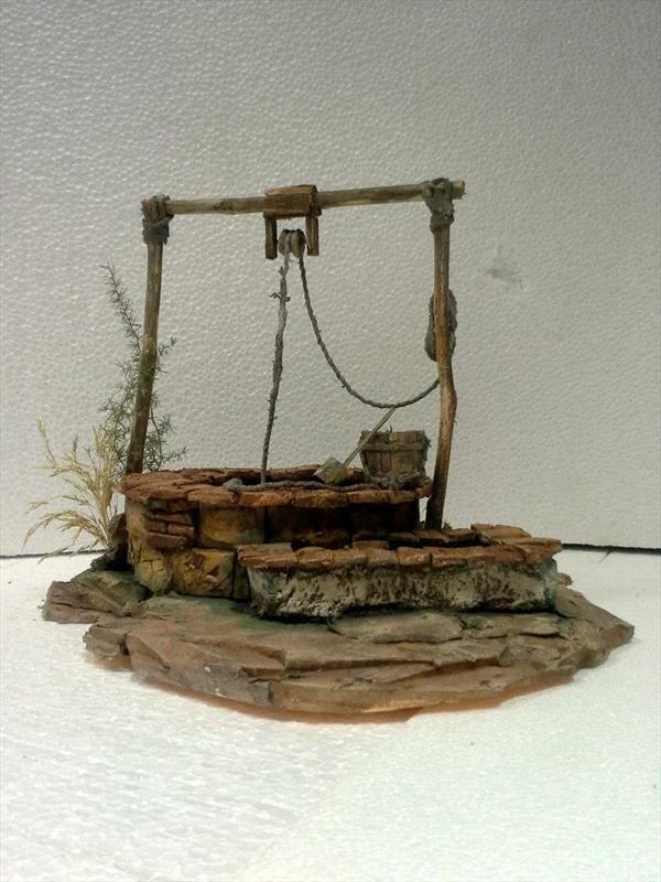 Foro de Belenismo - Miniaturas, detalles y complementos -> miniaturas y complementos realizados