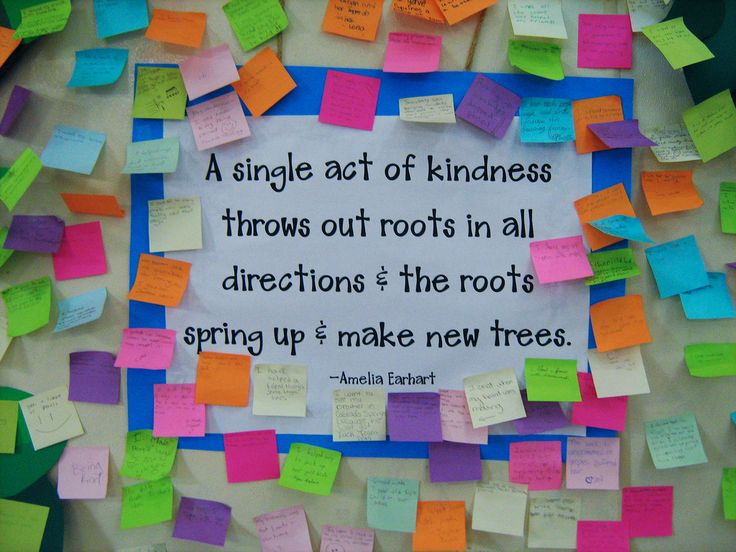 Check out my blog for my perspective on how one small act of kindness can change someones day