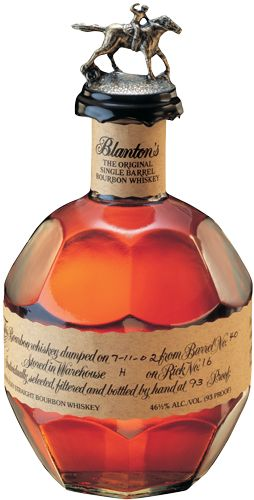 Original Single Barrel Bottle Today, everyone has access to the world's first single barrel bourbon. The taste profile is sweet with citrus and oak. A creamy vanilla nose features hints of nuts, caramel, orange and light chocolate. https://www.blantonsbourbon.com/original_single_barrel