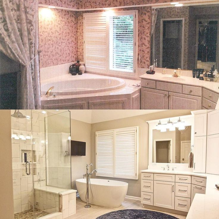 Tuesday transformation done by 90 best Bathroom