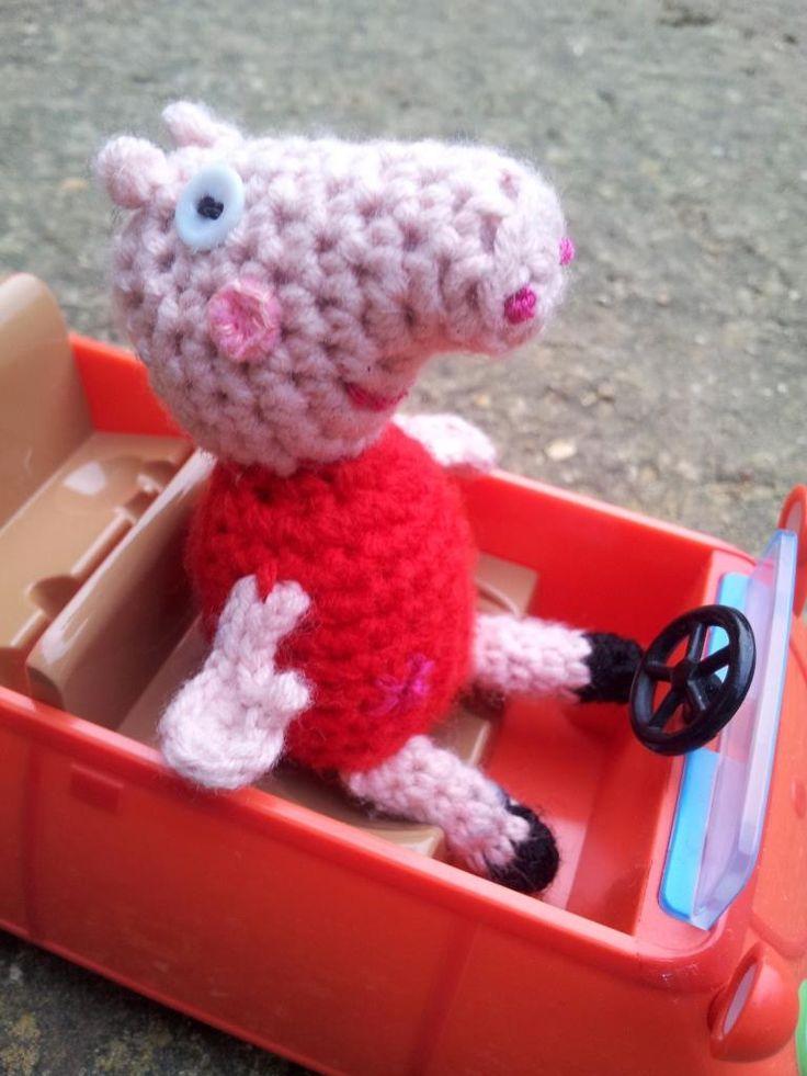 62 best Pepa images on Pinterest | Häkeltiere, Schweine und Spielzeug