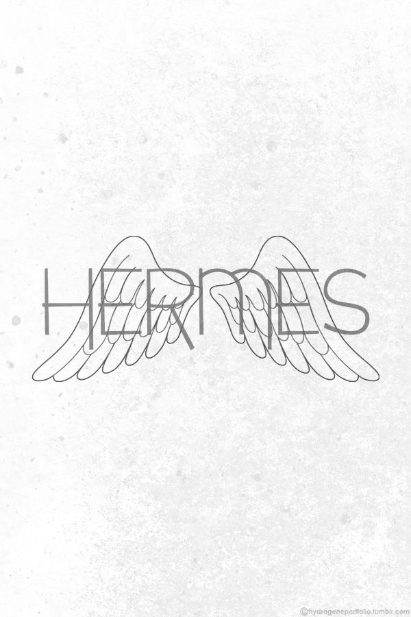 The Twelve Olympians Hermes By Hydrogene Portfolio