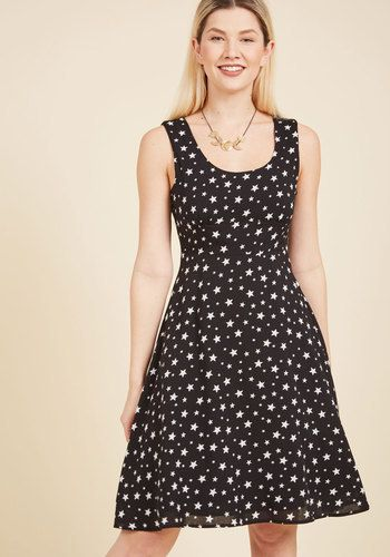 ModCloth Astral Me Anything Dress in S