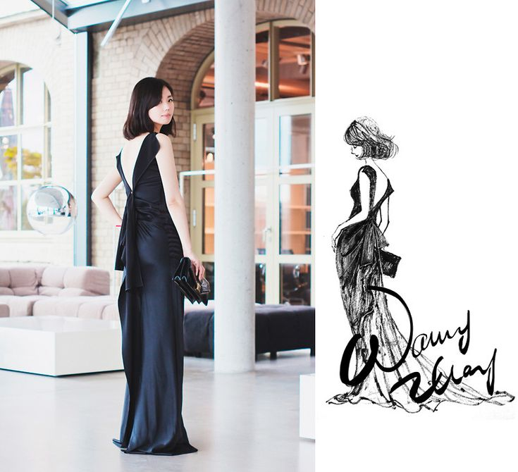 Blog updated: Boss fashion show in Shanghai. http://www.xiaoxizhang.com/2013/05/boss-fashion-show-in-shanghai.html  Illustration by Nancy.Z Photography by Dean.B