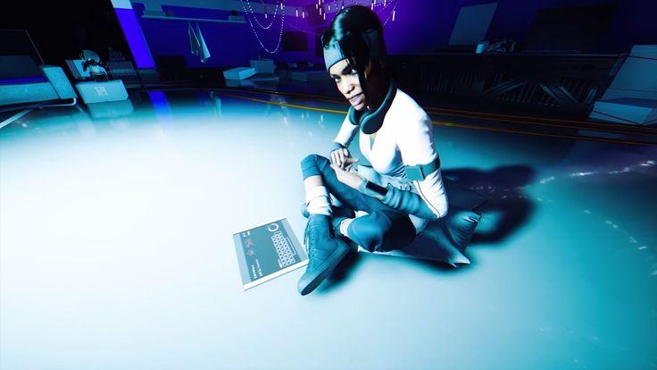 Mirrors Edge Catalyst Cinematic Story Run | 4k 60fps Max Settings | Part 6