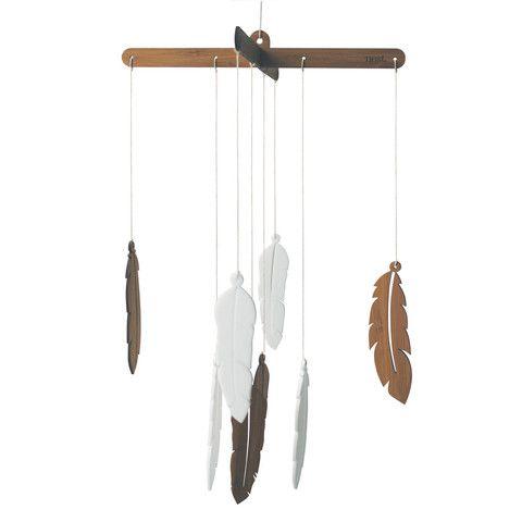 Nest Accessories - Feather Nursery Mobile - Nest