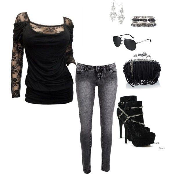 Gemma Teller outfit