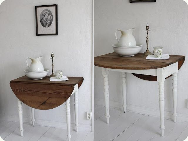 This My Plan For Aunt Bonnieu0027s Drop Leaf Table That Mom Gave Me This  Weekend.