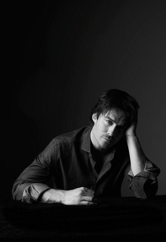 Ian Somerhalder - GQ China 2017