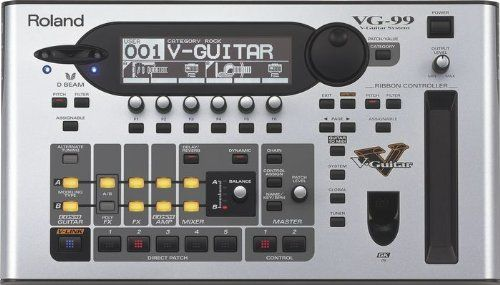 Roland VG99 VGuitar MultiEffects Processing System >>> More info could be found at the image url.Note:It is affiliate link to Amazon.