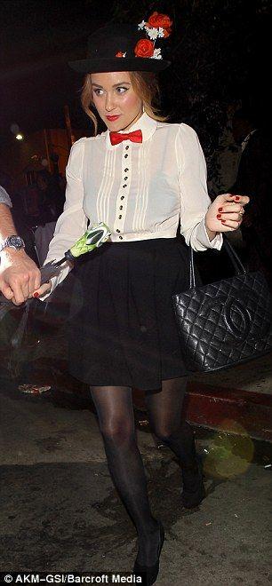 Lauren Conrad as Mary Poppins