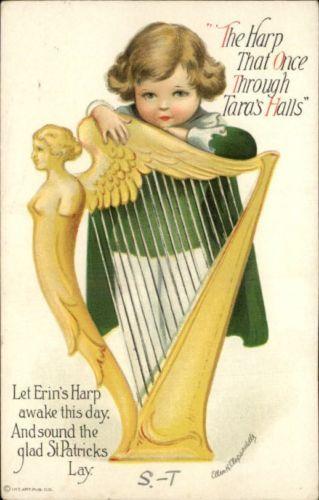 17 best images about st pattys vintage postcards on pinterest. Black Bedroom Furniture Sets. Home Design Ideas