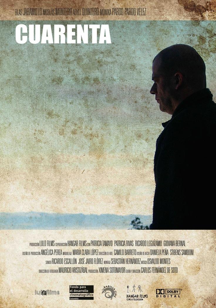 Cuarenta, una película que hace parte de la Semana del Cine Colombiano: http://www.mincultura.gov.co/semanadelcine/