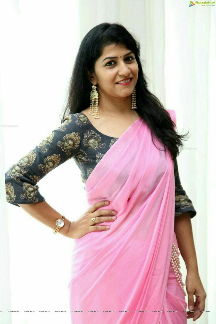 c73e9a7f71c092 Pin by Praveen telugu on saree and half saree in 2019