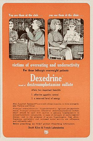 Dextroamphetamine is an Amphetamine Updated October 23, 2013 Dextroamphetamine is a stimulant drug known to increase wakefulness and focus, decrease fatigue and eliminate the desire to eat. Drug Enforcement Administration, Department Of Justice: Schedule II Controlled Substance