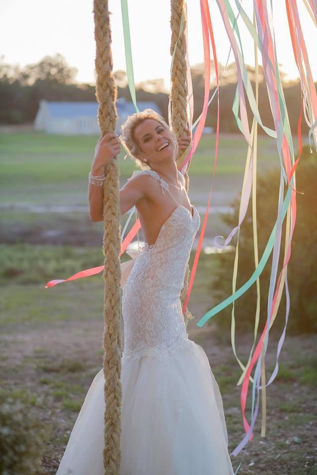 Wedding Dress by Janita Toerien
