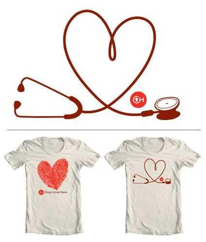 likestodraw.com - portfolio website for corey everett - Journal - Cardiac Nursing T-Shirts