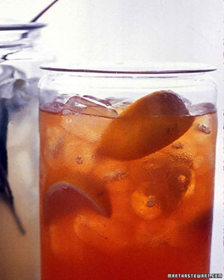 Orange Pekoe Lemonade