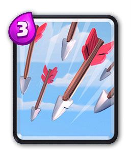 Clash Royale cartas