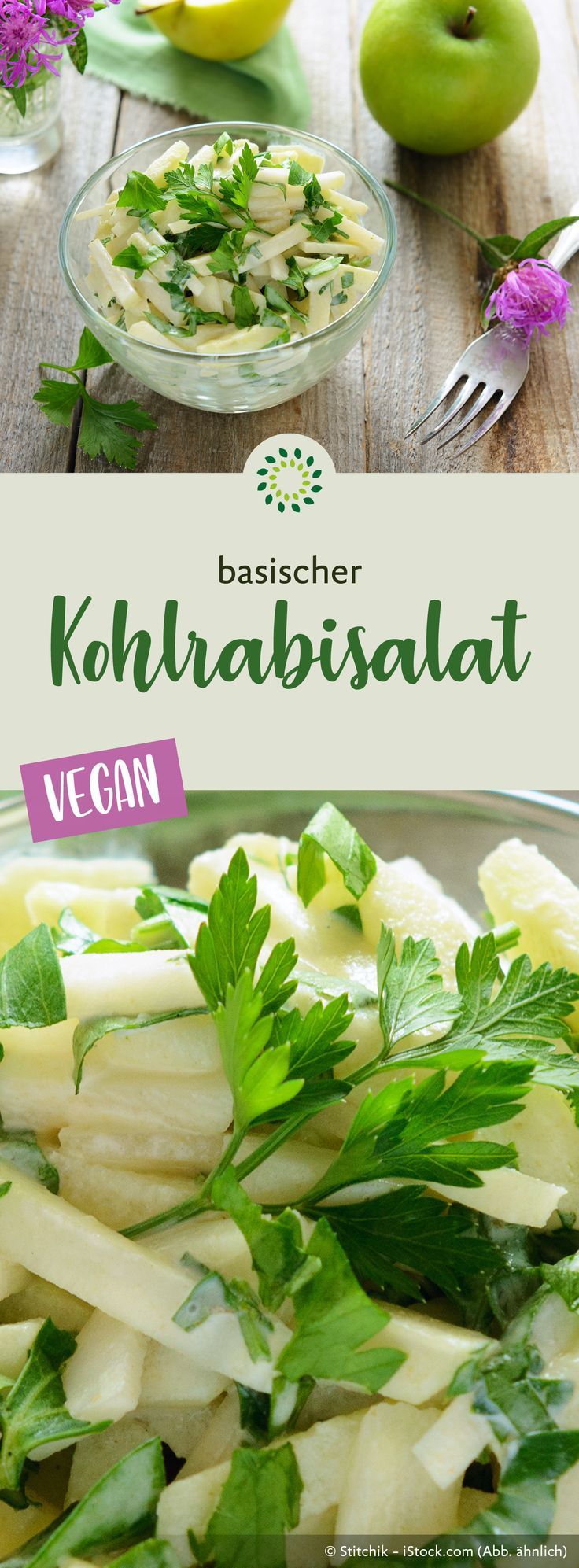 Probieren Sie unbedingt: Einfacher Kohlrabi-Salat #Rezept #vegan #Kohlrabi #Basic # …   – Food & Drink ideas