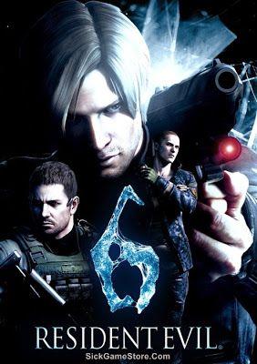 Resident Evil 6 Action Horror Survival Game!! $13.96  http://www.sickgamestore.com/2015/05/resident-evil-6-game-sickgamestorecom.html  #games #videogames #residentevil