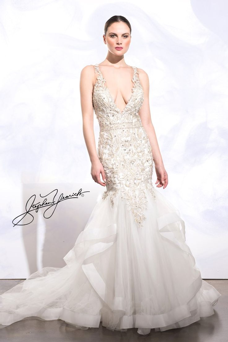 4670f4c6849 Steven Yearick I love this gown because it reminds me a lot of the
