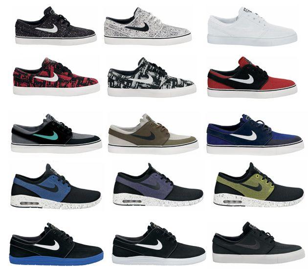 Nike Janoski Colors