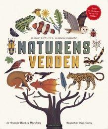 Naturens verden av Mike Jolley og Amanda Wood (Innbundet)
