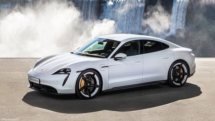 Porsche Taycan 2020 Berline électrique hautes