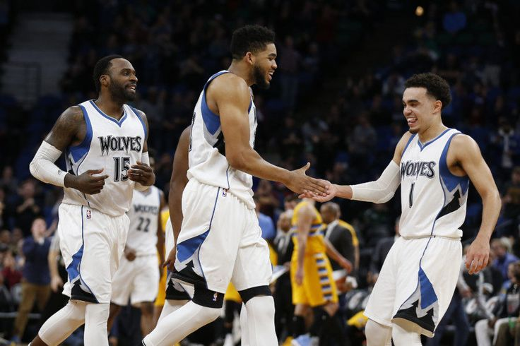"NBA Today: Timberwolves in Pacers' rear-view mirror are closer than they appear = NBA Today complements Keith Smith's ""NBA Yesterday"" feature, ""The Skip Pass."" While Keith's feature will emphasize what we ""saw,"" this will focus on what to look for in the night's upcoming games….."