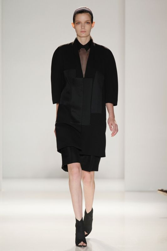 NY Fashion Week: Victoria Beckham Spring 2014|