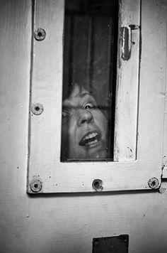 Haunting insane asylum photos