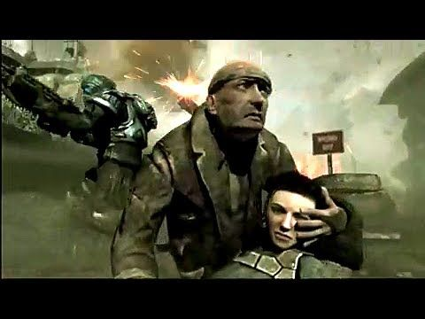 Gears of War 2 - Official Trailer