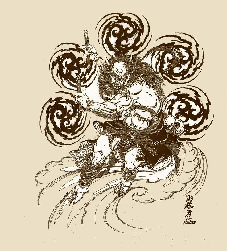 Top Free Oni Irezumi Backgrounds: 10 Best Horimouja Images On Pinterest