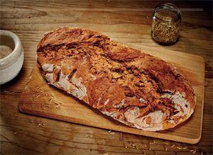 Krosse Kruste, weicher Kern: Das Rezept für das perfekte Brot