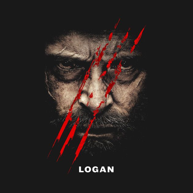 Check out this awesome 'Logan+2017' design on @TeePublic!