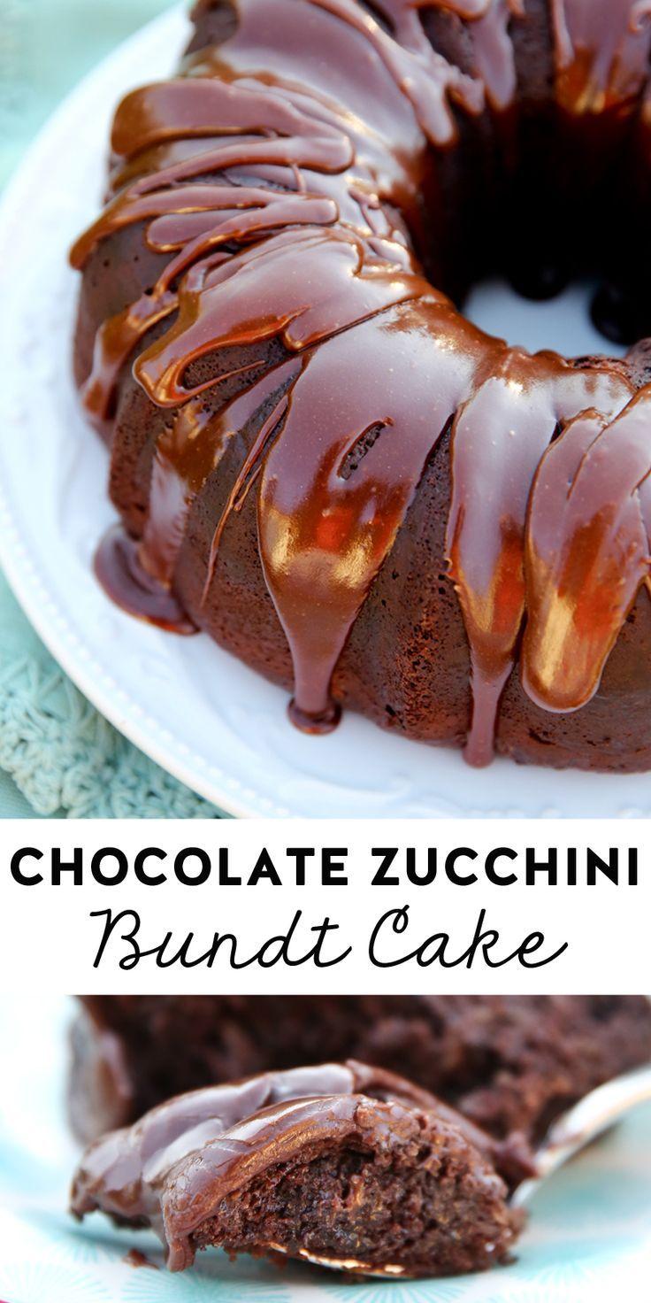 Best Zucchini Cake