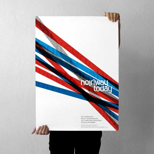 70 Creative Poster Design Inspiration - icanbeCreative - project graphics