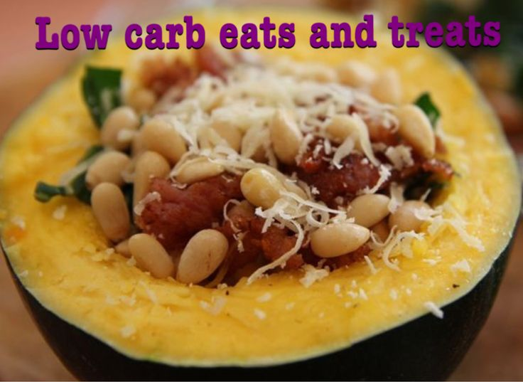 GEM SQUASH WITH FILLING:  4-6 gem squash 250 gram packet of bacon - diced and fried / OR 300-500 grams mushrooms, sliced and fried. Chopped spinach, wilted in a pot, water drained off. Onion, diced and fried Pine nuts (OPTIONAL AS THEY ARE VERY EXPENSIVE. SUBSTITUTE WITH SLIVERED ALMONDS) Salt and pepper  METHOD:  Preheat oven to 180c Slice gem squash in half and scoop out the seeds. Mix all the filling ingredients together with a little cream or yoghurt and season with salt and pepper…
