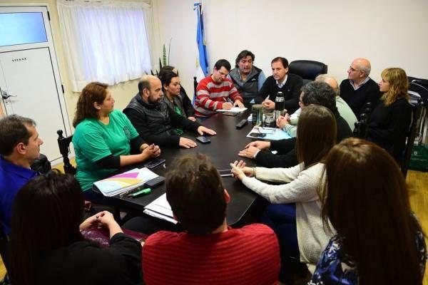 Se constituyó la Mesa Técnica para la revisión y aprobación del nuevo convenio colectivo de trabajo municipal