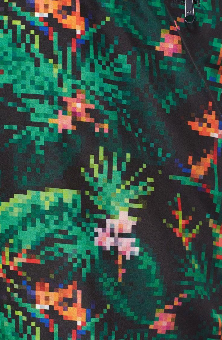 1140 besten tropical print and pattern bilder auf pinterest muster fr hjahr sommer und laufsteg. Black Bedroom Furniture Sets. Home Design Ideas
