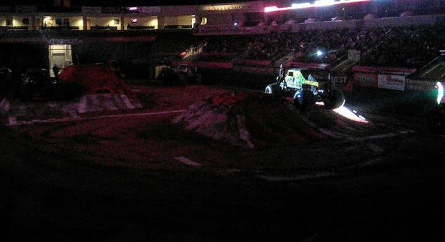 Mom Knows Best : The Boys And The Toughest Monster Truck Tour #monstertrucks #RioRancho #events #ToughestMonsterTruckTour #loudevents #trucks #bigtrucks