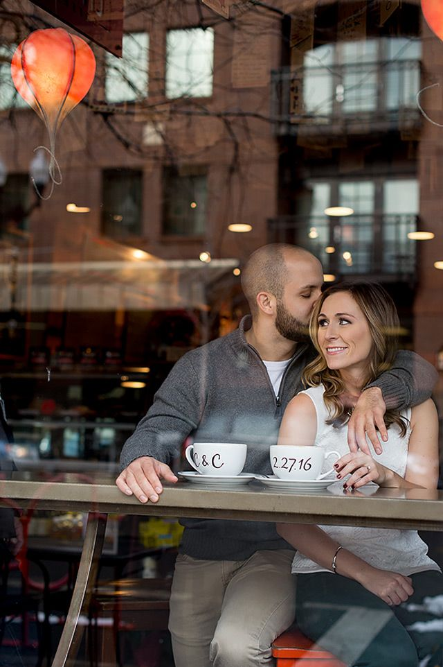 Winter Engagement Session by Kimberly Kay Photography  ~ we ♥ this! moncheribridals.com