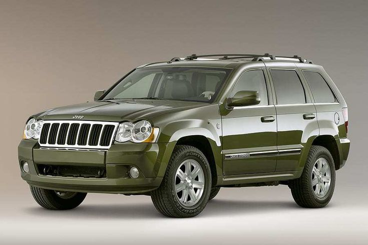 Awesome 2008 Jeep Grand Cherokee Laredo