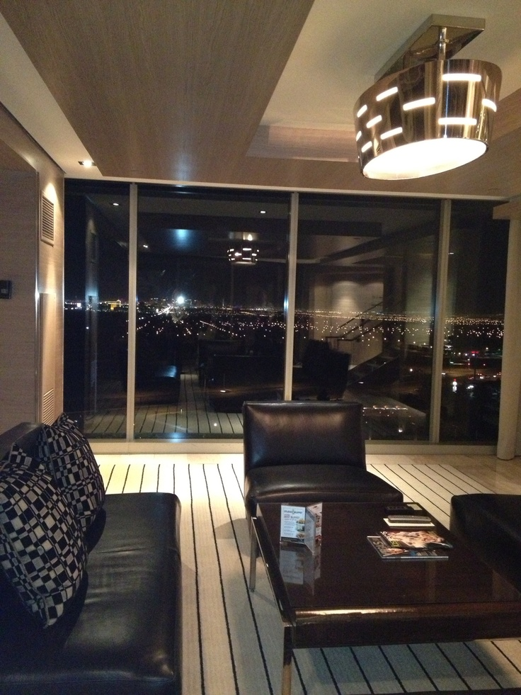 Suite at the M Hotel and Casino