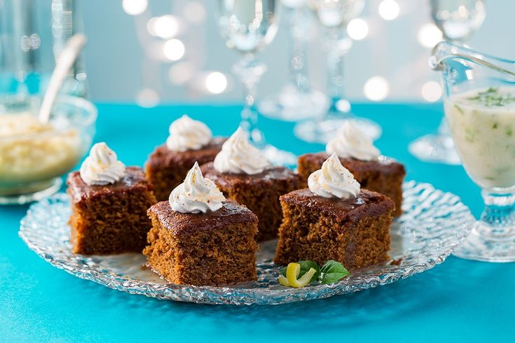 "$3,000 Grand Prizewinner Rebekah Stewart | San Bernard EC ""I love to use cinnamon, nutmeg and cloves in my holiday desserts,"" Stewart says. ""In this recipe, I've combined the flavors of gingerbread and apples and made it extra special by adding a delicious lemon ..."