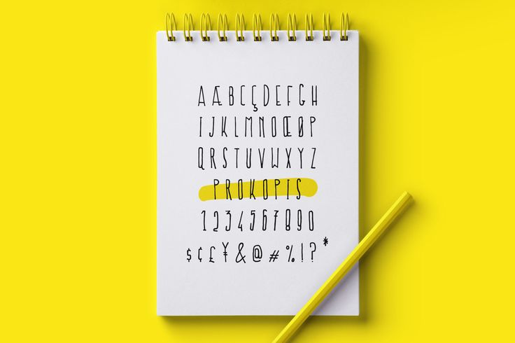 Free Font Prokopis is a multilingual handmade font with Greek (of course), Latin character set and diacritics. Download Now!
