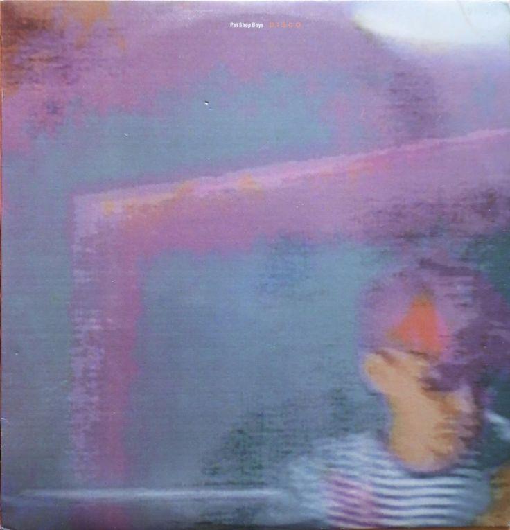 PET SHOP BOYS Disco 1986 Portugal Issue Rare Vinyl Lp 33 Album 2406661 Free S&h   Music, Records   eBay!