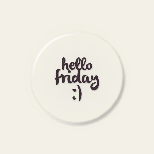 Hello Friday   Vector Graphic By DryIcons Amazing Ideas