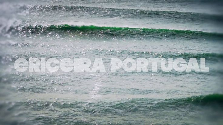 Great film about the beautiful surf town of Ericeira in Portugal - by yesisurf.com #Surf #Portugal